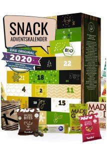 Snack Adventskalender 2020 von Boxiland