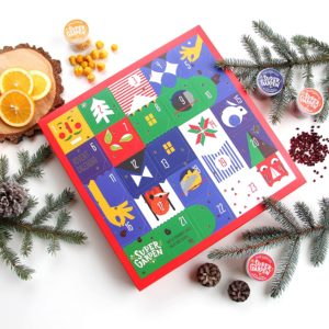 Supergarden Limited Edition Adventskalender Mit Gefriergetrockneten Beeren