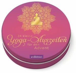 24 kleine Yoga-Auszeiten für den Advent