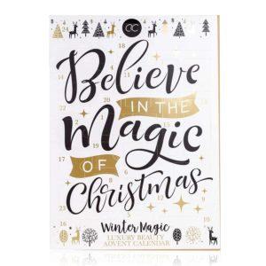 "accentra Wellness-Adventskalender""Believe in the Magic"", 630 g"