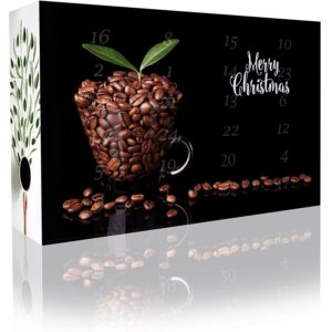 Entkoffeinierter Kaffee-Adventskalender koffeinfrei