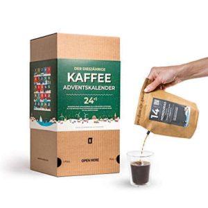 Gourmet Kaffee Adventskalender 2020 für Kaffeeliebhaber (2)