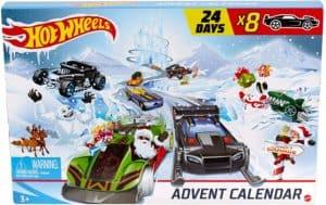 Hotwheels Adventskalender