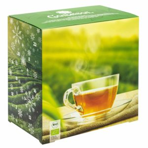 Premium Bio-Tee-Adventskalender 2020 XL