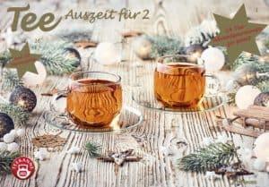 Tee-Adventskalender für Zwei 2021