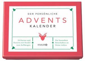 Elma van Vliet Der persönliche Adventskalender