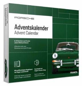 Porsche 911 Adventskalender 2020