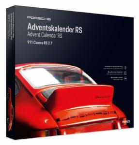 Porsche Carrera RS Adventskalender