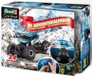 Revell 01026 RC Adventskalender, 4WD Offroad-Crawler
