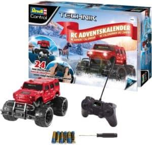 Revell Control 01022 Adventskalender RC Offroad-Truck