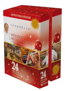 Schubecks Gewürz-Adventskalender