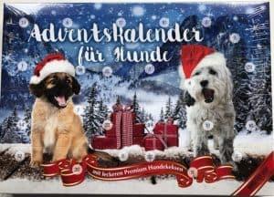 Alfavet Adventskalender für Hunde
