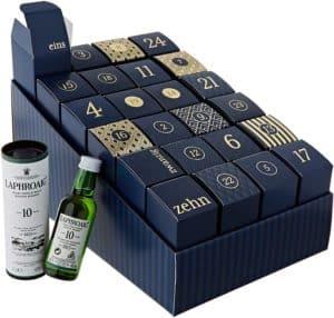 Amazon Premium Spirituosen Adventskalender 2020 - 24 Miniaturflaschen
