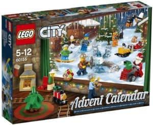 LEGO City 60155 - Adventskalender Konstruktionsspiel