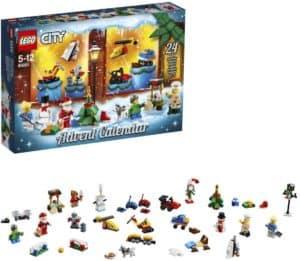 LEGO City Adventskalender (60201) Kinderspielzeug