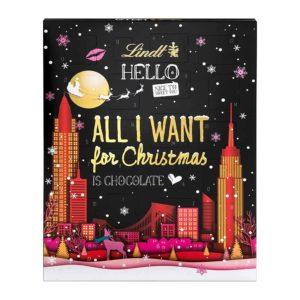 Lindt Hello Schokoladen-Adventskalender