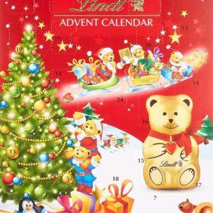 Lindt Teddy Adventskalender