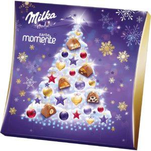 Milka-Adventskalender Zarte Momente Adventskalender