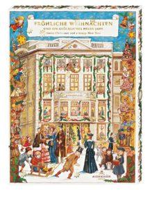 Niederegger Marzipan-Adventskalender Cafe