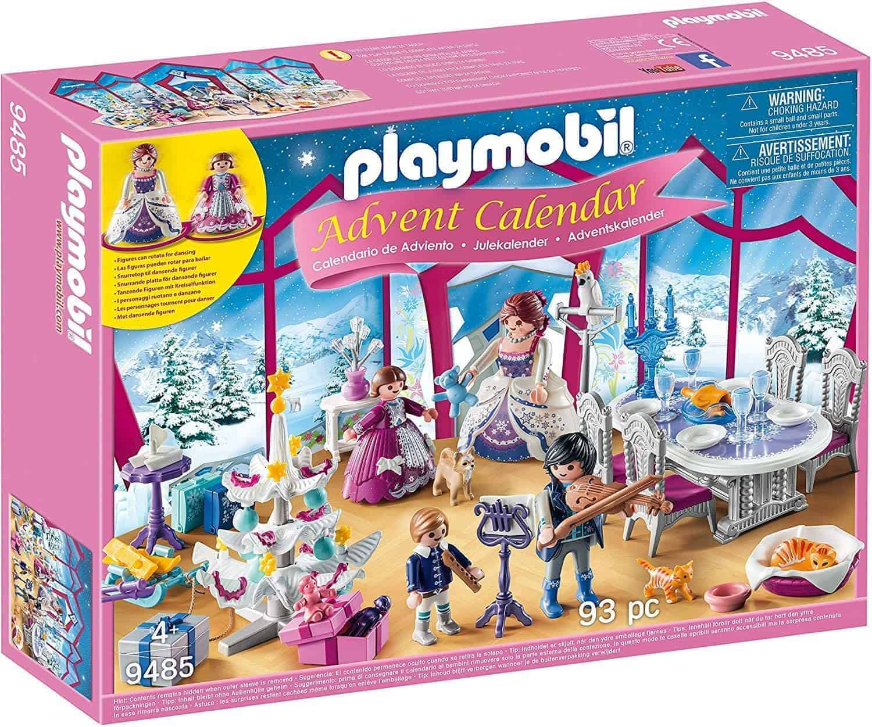 PLAYMOBIL Adventskalender 9485 Weihnachtsball im Kristallsaal