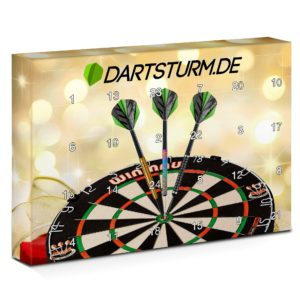 Darts-Adventskalender