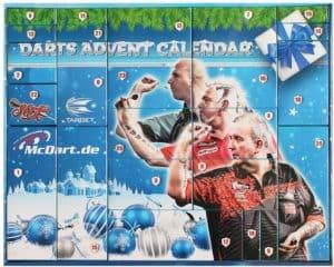 McDart Darts Adventskalender