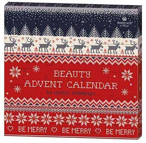 oulevard de Beauté 24 Beauty Days - der Beauty-Adventskalender im weihnachtlichen Strick-Design, 24 Stück
