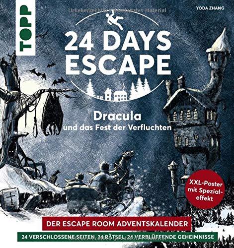 Escape Adventskalender Übersicht 2021