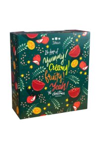 3Bears Adventskalender für eine leckere & gesunde Weihnachtszeit