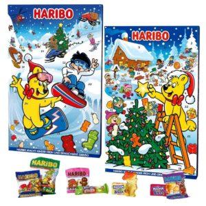 Haribo Weihnachtskalender