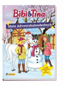 Bibi und Tina Mein Adventskalenderbuch