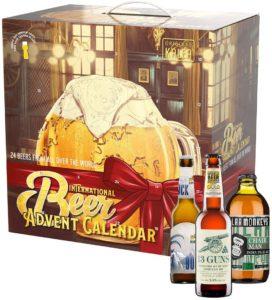 Bier Adventskalender International 2020, Biere der Welt aus 18 Ländern