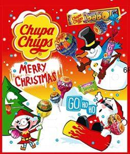 Chupa Chups Adventskalender Übersicht 2021