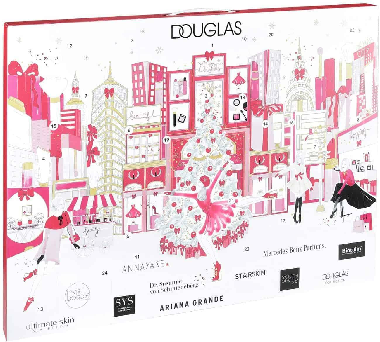 Douglas Adventskalender New Youk 2019