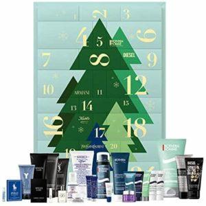 Douglas Männer Adventskalender 2020 -Wert 180€- idealer Beauty Pflege Advent Kalender für den Mann