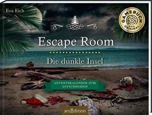 Escape Room. Die dunkle Insel. Ein Adventskalender