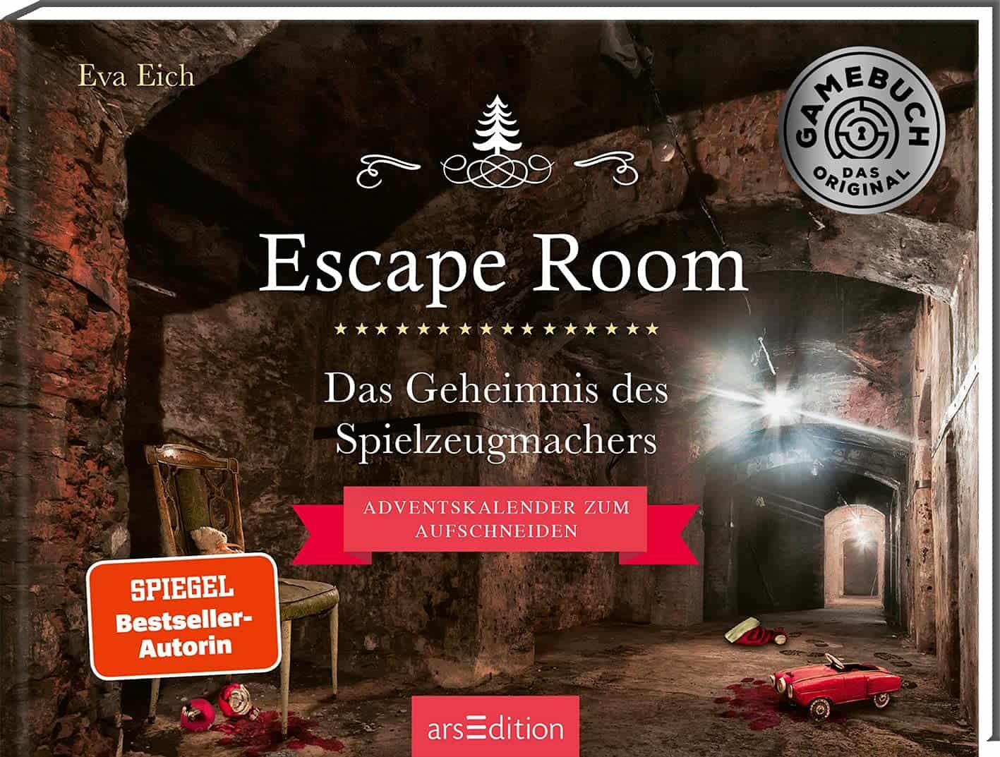 Escape Room. Das Geheimnis des Spielzeugmachers