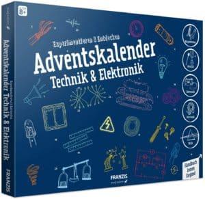 FRANZIS Adventskalender Technik & Elektronik