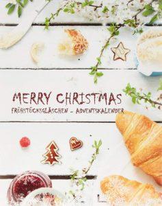 Frühstücks-Adventskalender mit Marmeladen-Gläsern gefüllt