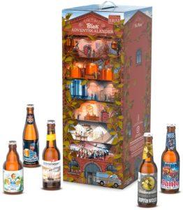 Bier Adventskalender 24 deutsche Biere aus Privatbrauereien 2020