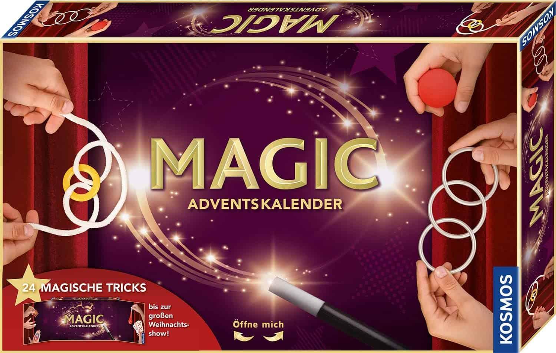 Zauber-Adventskalender Übersicht 2021