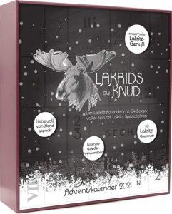 Lakrids Knud Lakritz Adventskalender 1200