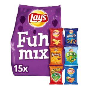 Lay's Fun Mix Chips 6 Geschmacksrichtungen