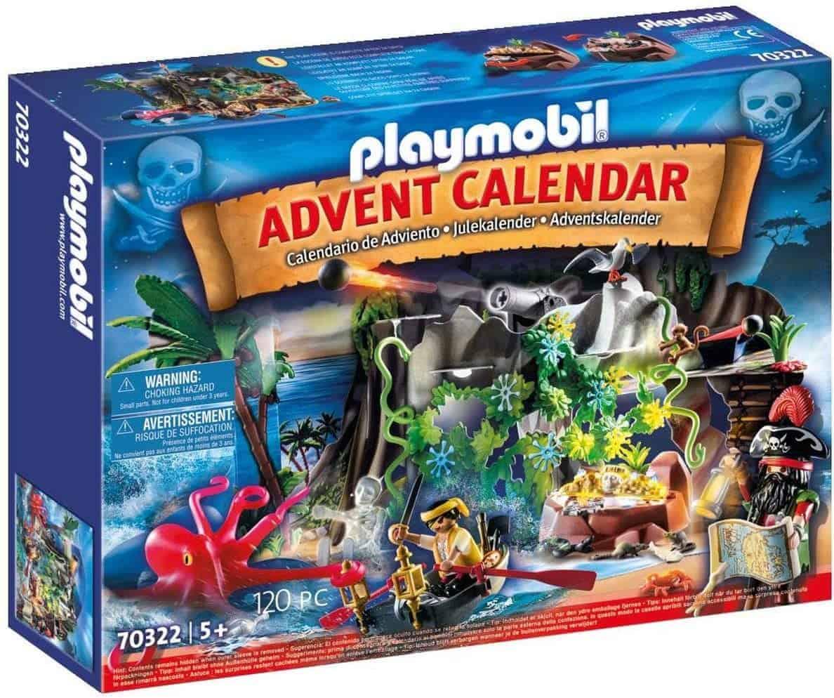 Playmobil Adventskalender Übersicht 2021