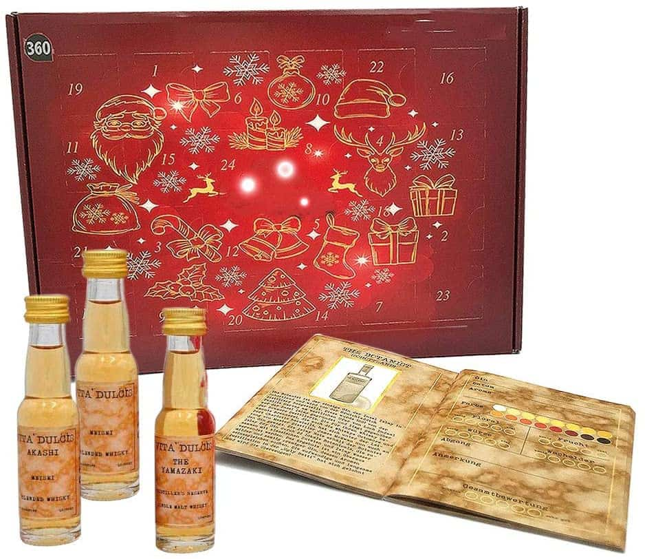 Rum Adventskalender Classic - Edition 2021