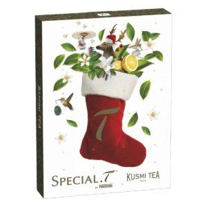 Special.T® Adventskalender 2020 - 24 erlesene Teesorten