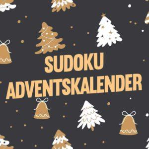 Sudoku Adventskalender