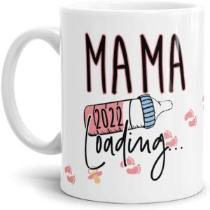 Tasse Babynews Du wirst Mama 2022