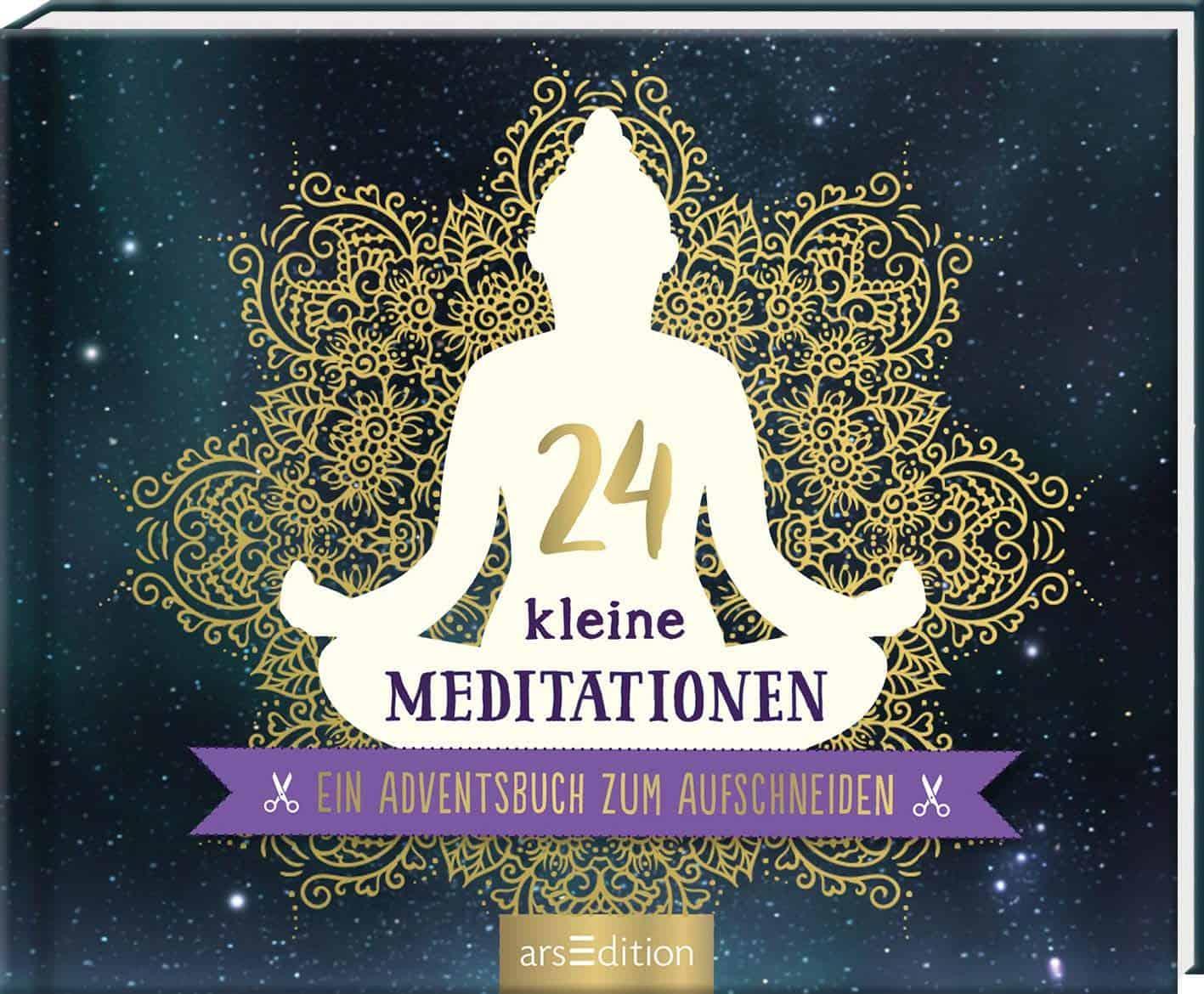 Yoga-Adventskalender Übersicht 2021