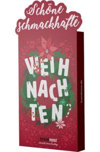 brandnooz - Riesen Weihnachts XXL Adventskalender Food-Adventskalender